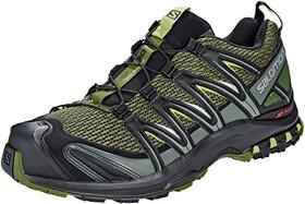 Salomon XA PRO 3D Trail running shoes chiveblackbeluga